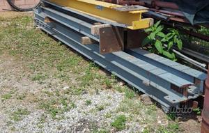 Putrelle travi in ferro posot class for Prezzo ferro al kg 2017