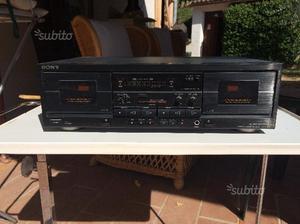 Registratore cassette audio