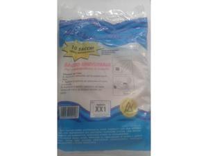 Sacchi filtro ecologici universali per aspirapolvere a