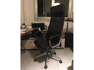 Ikea Sedia Ufficio Markus : Sedia ufficio ikea markus posot class