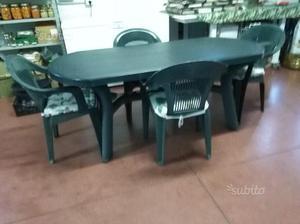 Cerco Sedie Da Giardino Usate.Sedie Da Giardino Usate Subito Tavolo E Sedie Da Giardino Usati
