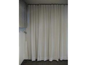 Tende ikea cotone bianco posot class for Tende in cotone