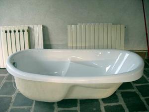 Vasca Da Bagno Hoesch : Vasca da bagno bianca da incasso nuova posot class