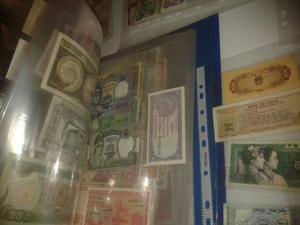 Banconote mondiali in fds