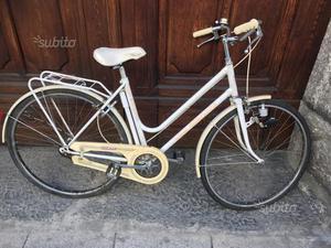 Bici Bianchi da donna vintage