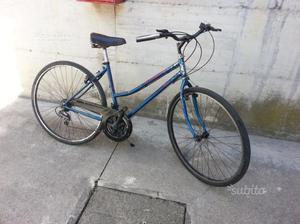Bici bicicletta uomo donna da lavoro stazione camb