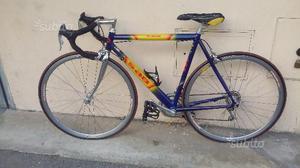 Bici da corsa sab alluminio taglia 24
