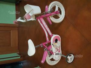 Bicicletta bambina 2/5 anni