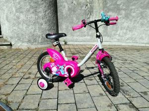 Bicicletta bambina 3/5 anni 14 decathlon
