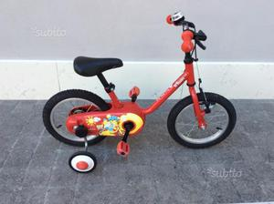 Bicicletta bimbo 14 pollici