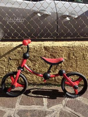 Bicicletta da bimbo senza pedali smartrike® 2 in 1