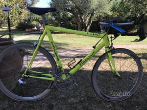 Bicicletta da cronometro anni 90