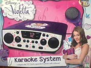 Canta Tu karaoke Violetta