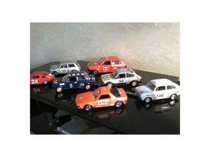 Cessata collezione modellini in scala 1/43 rally