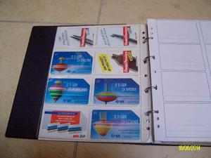 Collezione schede telefoniche 140 schede
