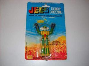 Jeeg robot originale anni 70' in blister