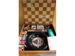 Tavoli Da Gioco Pieghevoli Milano : Tavolo da gioco pieghevole con roulette poker etc posot class