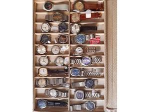 Orologi vintage meccanici ed automatici da uomo