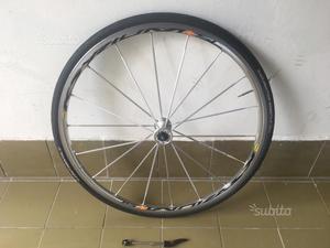 Ruote super leggere bici da corsa mavic ksyrium SL