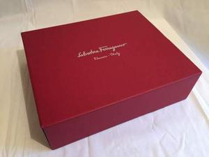 SALVATORE FERRAGAMO scatola originale per borsa e/o cartella