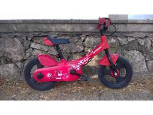 Bicicletta bimbo senza pedali B-Twin 12 pollici