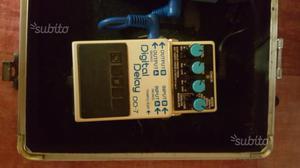 Boss dd7 digital delay pedale chitarra effetto