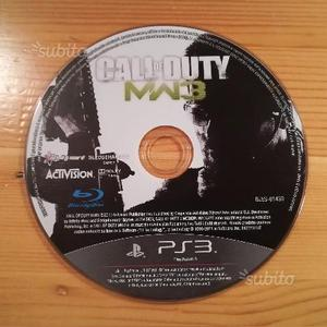 Call Of Duty MWF (PS3)