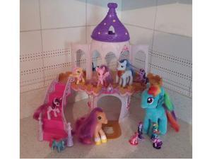 Castello Play set My little pony Hasbro-mini pony