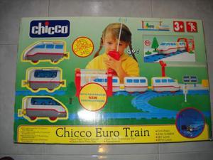 Chicco euro train