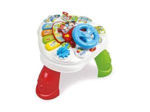 Clementoni baby mickey tavolo gioca e impara