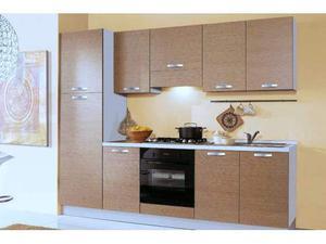 Cucina 2,55 completa di elettrodomestici economica napoli