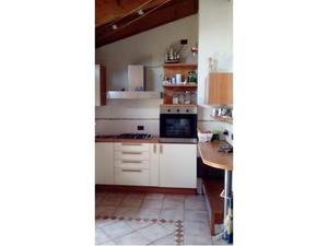 Cucina panna e ciliegio posot class - Cucina color panna ...