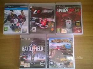Giochi PS3