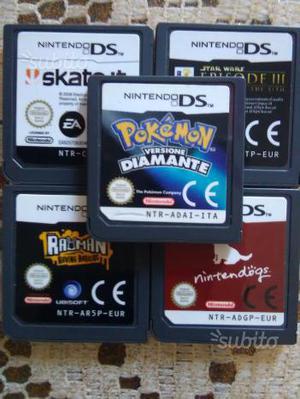 Giochi originali x Nintendo DS
