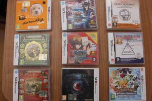 Giochi vari Nintendo DS e Nintendo 3DS