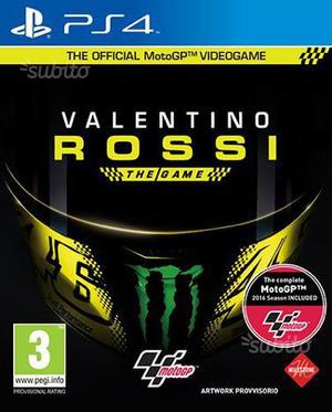 Gioco ps4 Valentino Rossi