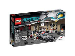LEGO Speed Champions  - Pit Stop Mclaren Merc