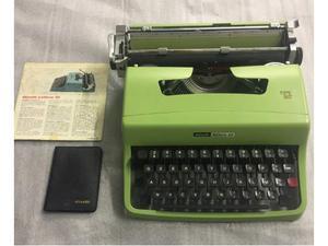 Macchina da scrivere Olivetti 32 in perfette condizioni