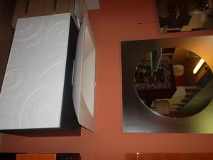 Mobile da bagno completo di specchio marca Bertocci