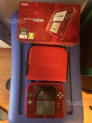 Nintendo 2DS, 3 giochi (2 pokemon)