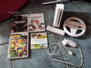 Nintendo Wii, giochi e accessori