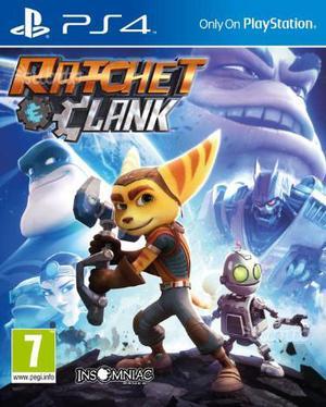 Ratchet & Clank PS4
