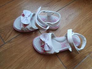 Sandali scarpe bambina nuovi mai usati numero 27