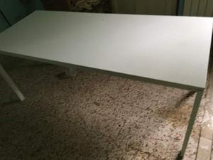 Tavolo bianco per sala da pranzo L 175 cm