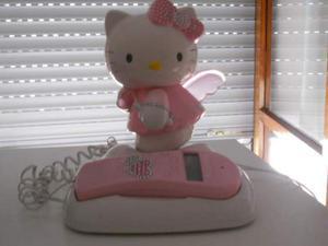 Telefono fisso hello kitty con brillantini