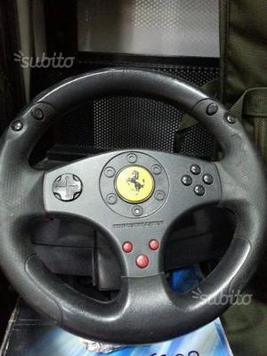 Volante e pedaliera Thrustmaster PC PS3