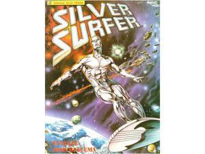 2 graphic novel Silver Surfer Castellini Buscema