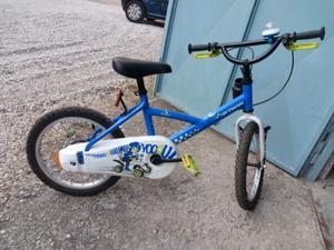 Bici mtb bimbo con accessori