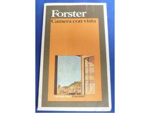Camera con vista - di Edward M. Forster