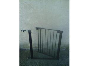 Cancelletti di sicurezza scale bimbi in metallo posot class - Cancelletto scale per bambini ...